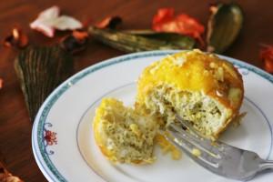 Egg soufflé